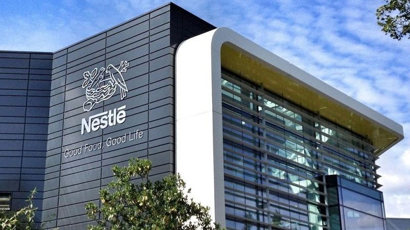 Nestlé started operating in Kabul