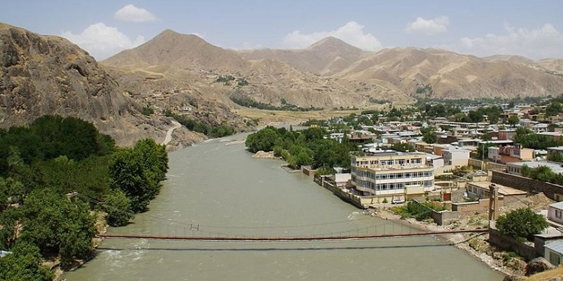 The contract for construction of the Kokchah Dam was signed with a Kazakh company