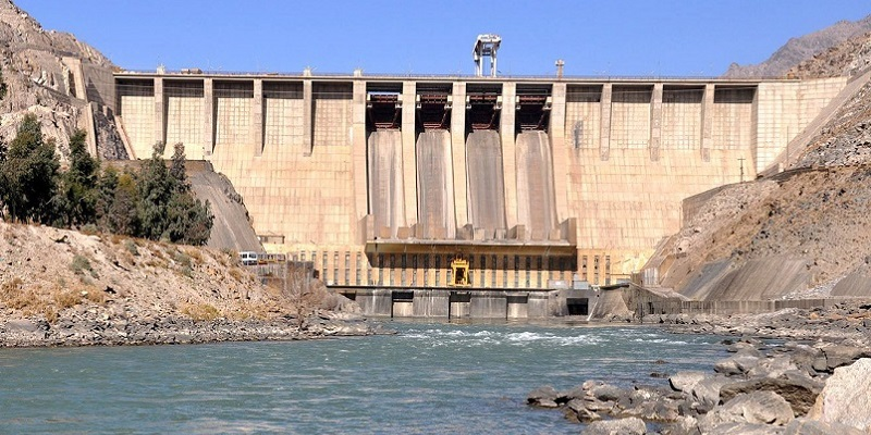 The first turbine of Naghlu Dam was reconstructed and put into operation