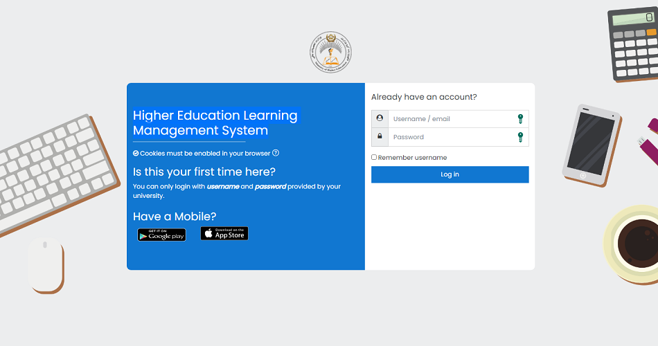 Higher Education Learning Management System (HELMS)